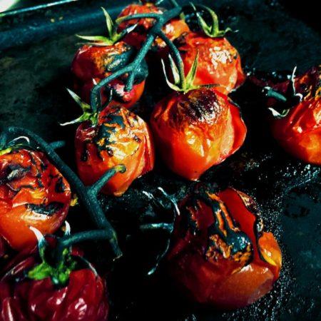 トマト焼き2
