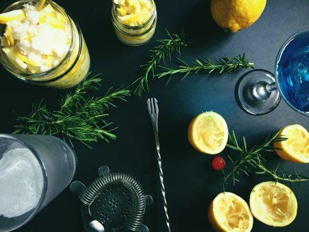 レモン活用術