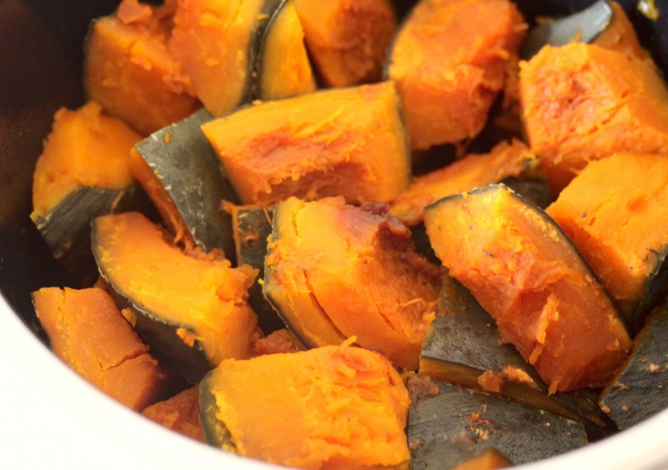 かぼちゃの煮物って、簡単なようで難しいと思った事ありませんか?