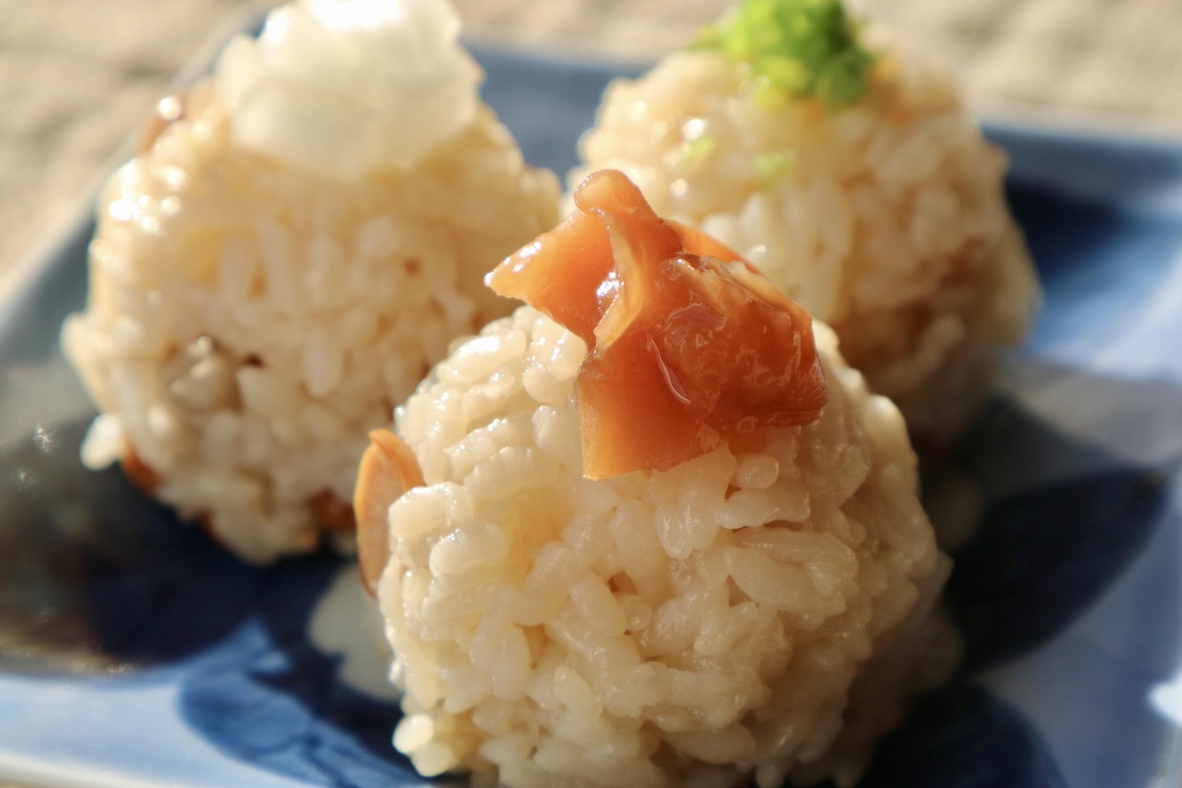 なた豆 ご飯1