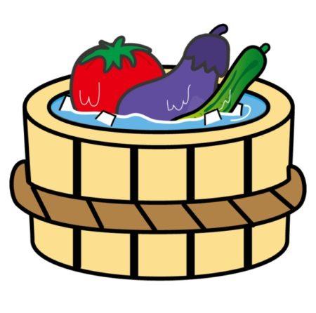 食物 生命の桶