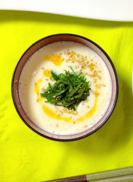 アイキャッチ冷製味噌汁