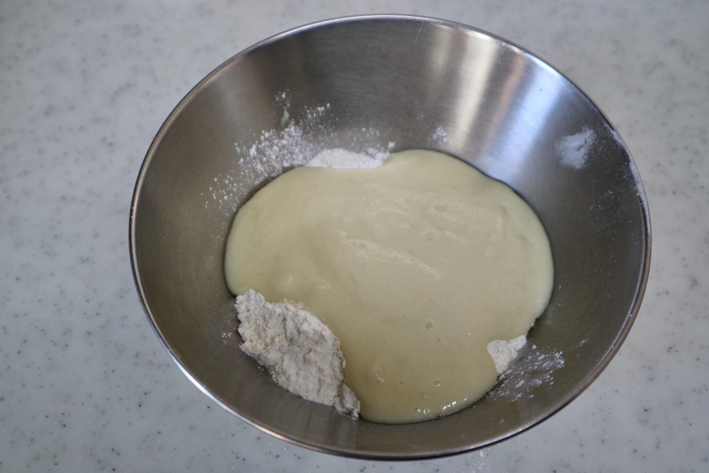 餅パン 4