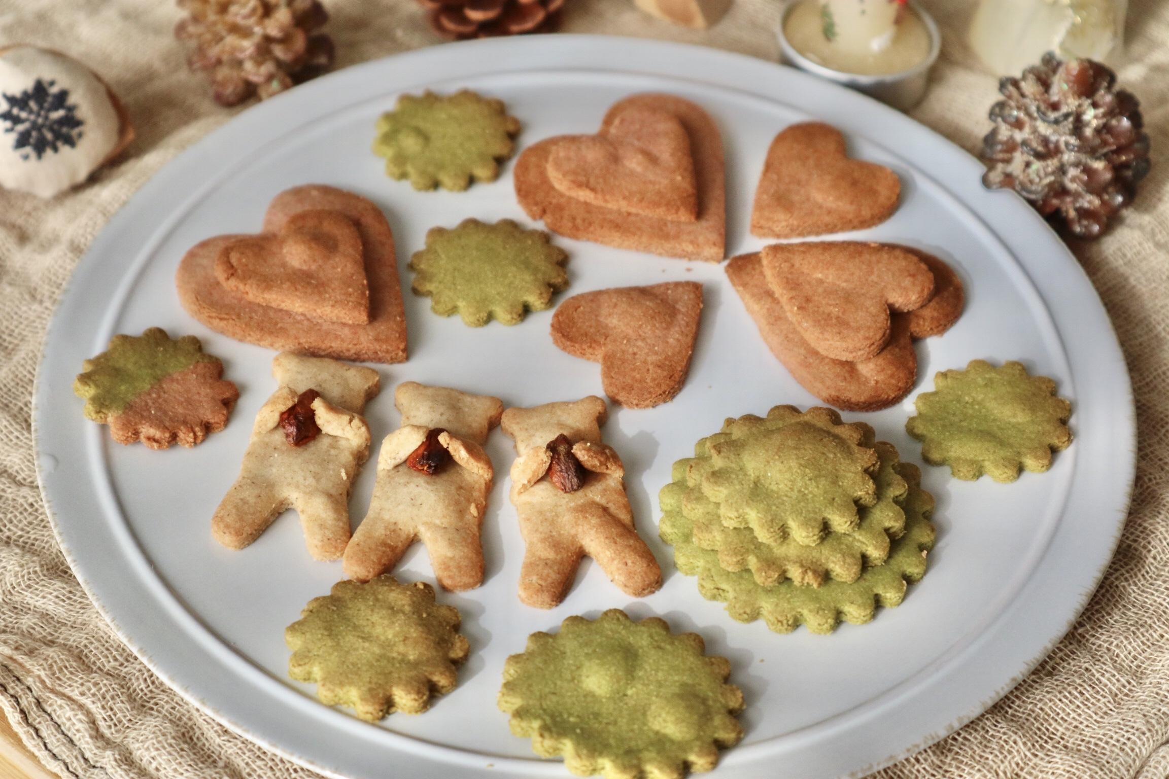 大麦 クッキー