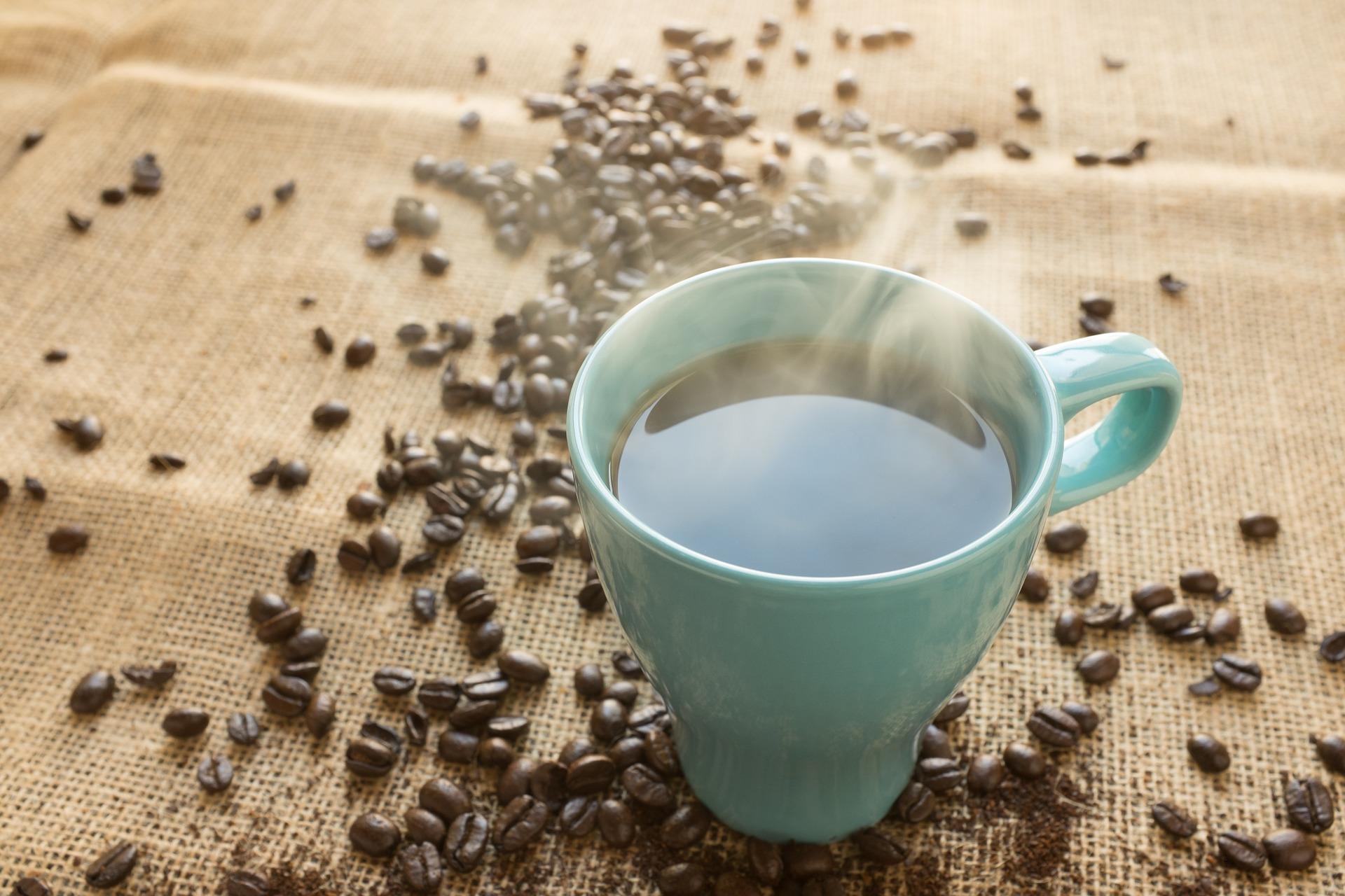 カレー コーヒー