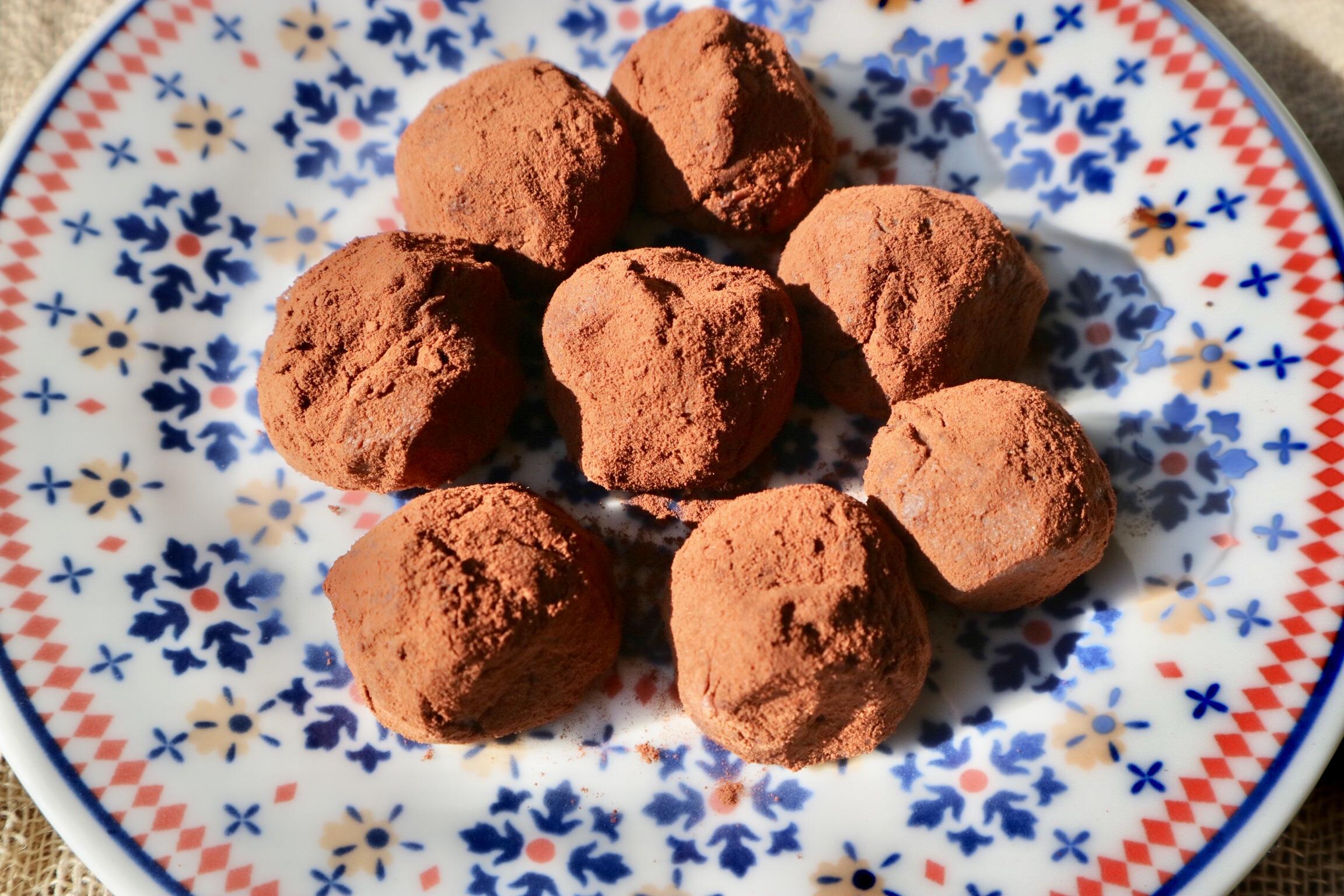 チョコ トリュフ1