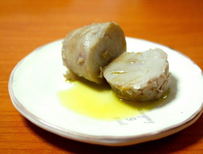 里芋オーブン焼き