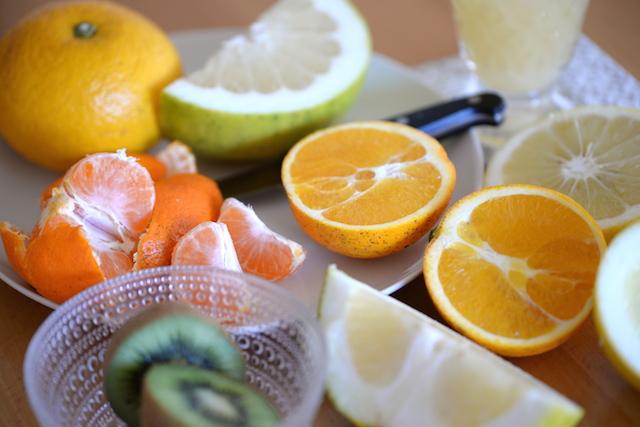 羊羹 オレンジ