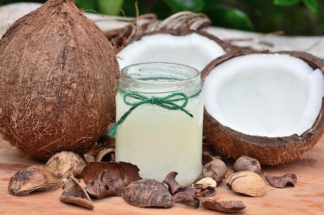 オイルココナッツ