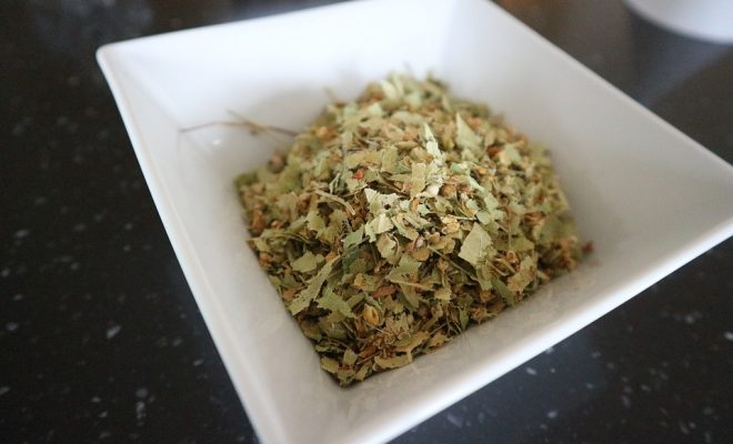 Drug Medicinal Herbs Linde Lime Blossom Lipovina