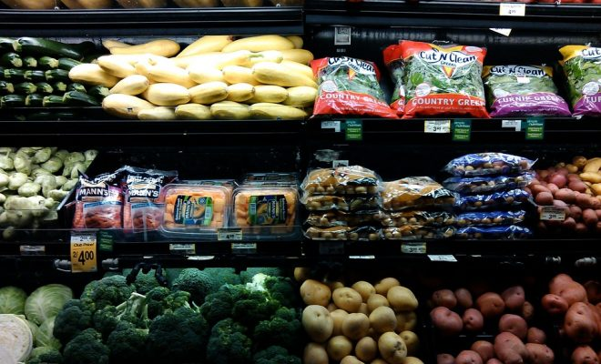 Grocery Market Food Supermarket Fresh Healthy
