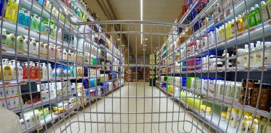 Market Ecommerce Conad Supermarket Expense