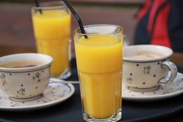 Meeting Orange Juice Coffee