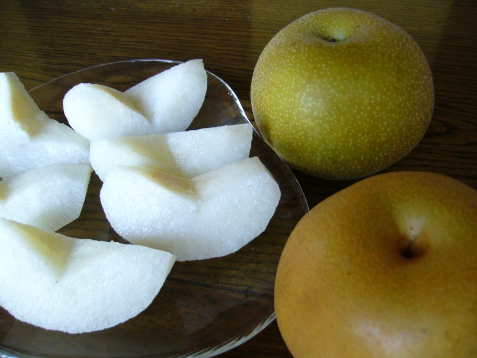 Nashi-pear,katori-city,japan