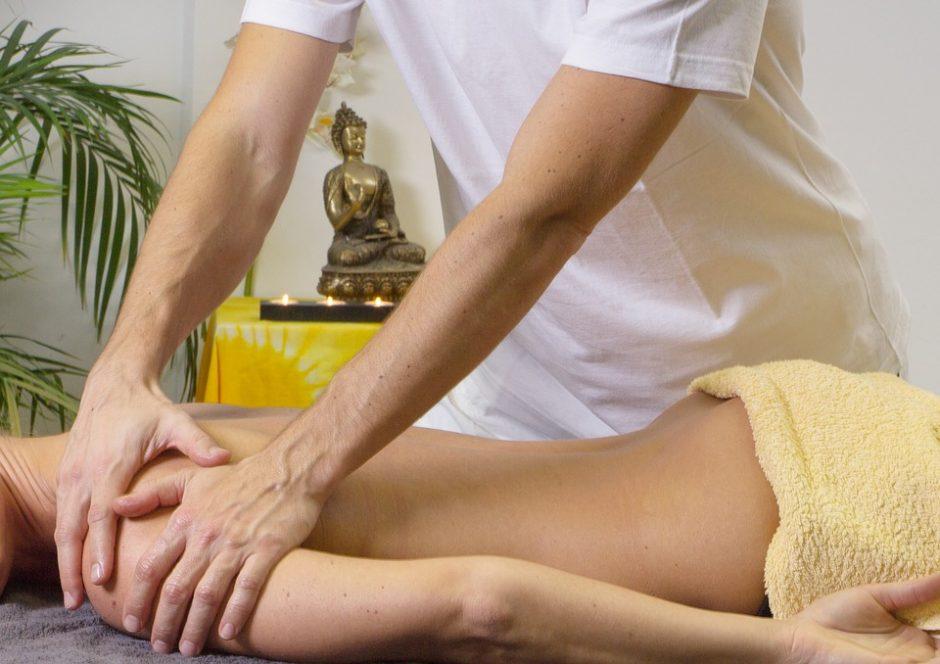 Relaxation Shoulder Classic Massage Human Massage