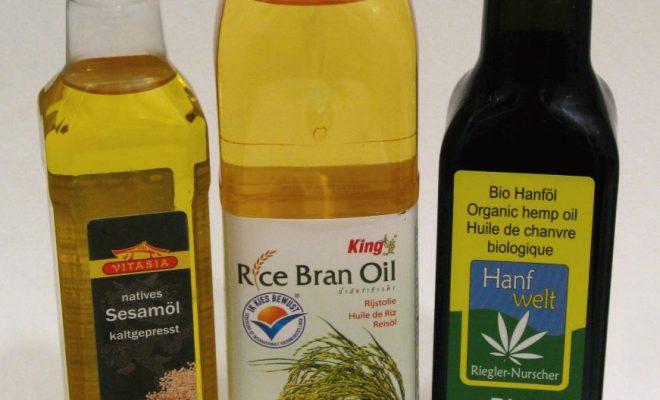 Sesame-Oil-Rice-Bran-Oil-Hemp-Seed-Oil