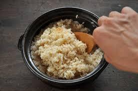 最強の玄米おにぎり