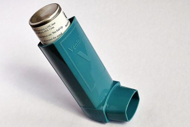 喘息の吸入薬