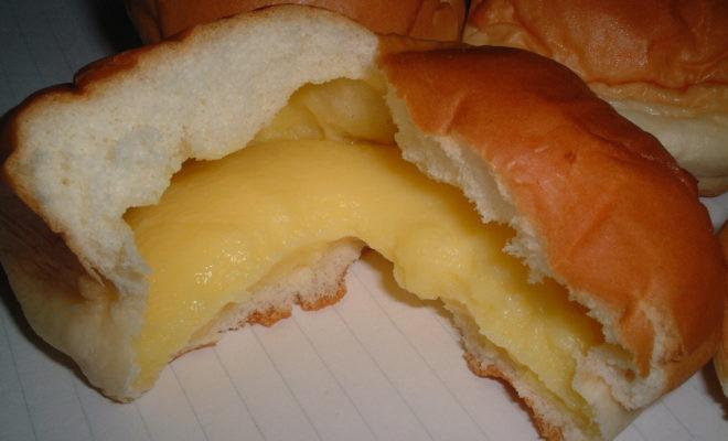 薄皮_クリームパン