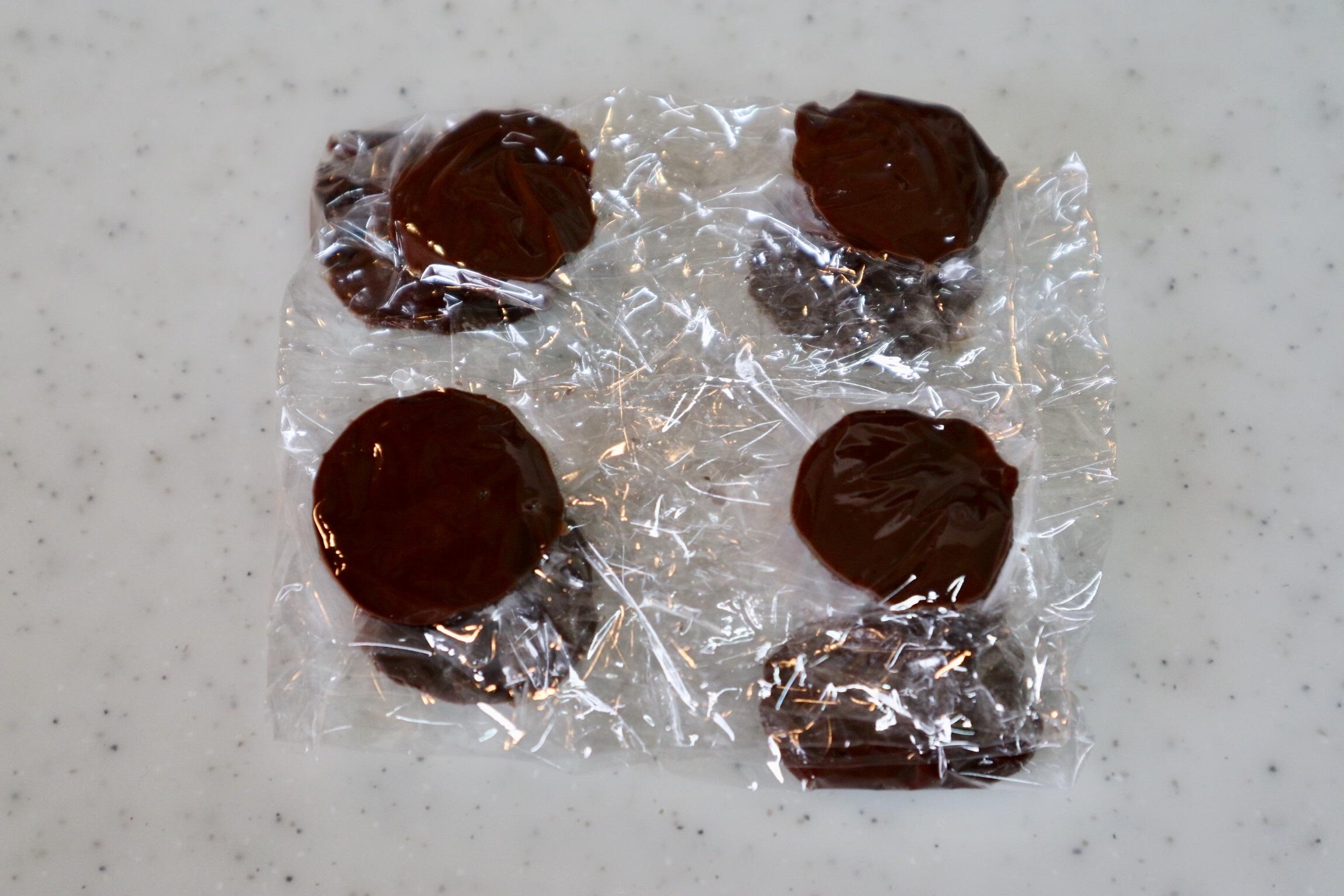 板チョコ フィリング2