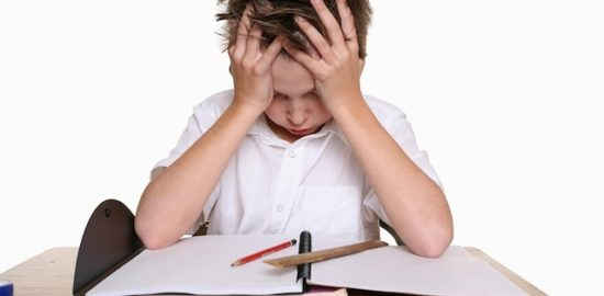 Child with learning difficulties