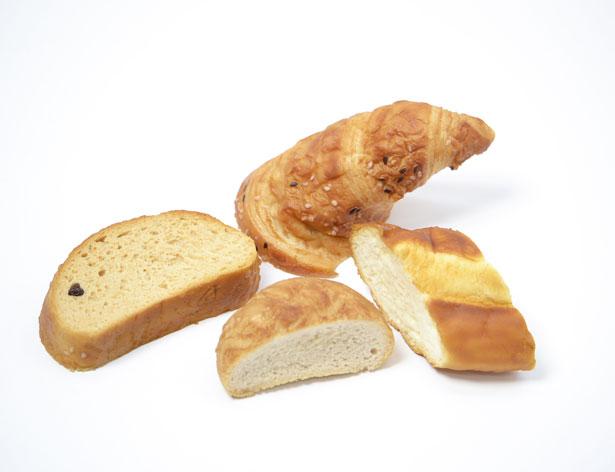 breadbuncroissantraisin-bread
