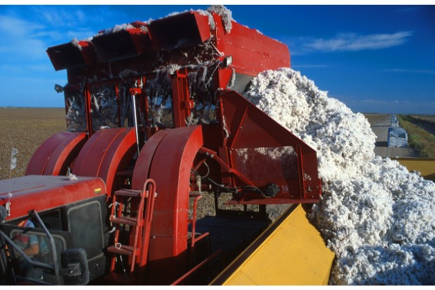 cotton-harvester-139654_1280