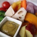 ヘンプオイル 温野菜