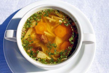 しょうゆレシピ2 スープ