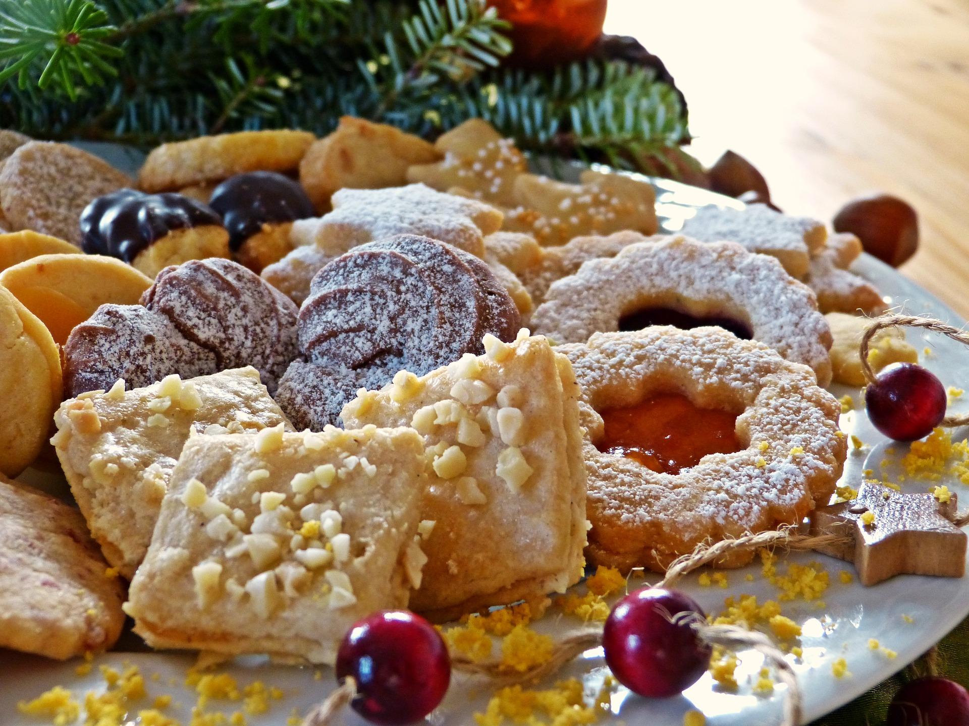 玄米粉 クリスマスお菓子