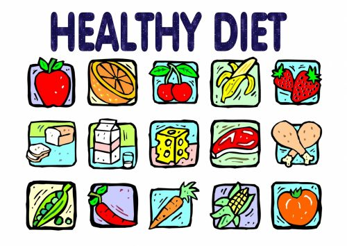 healthy-diet-educational-poster