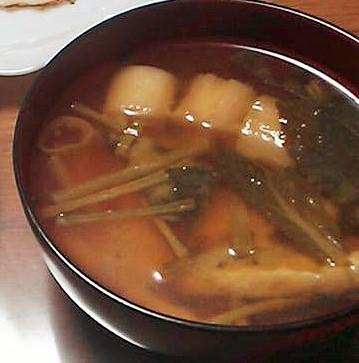 komatsuna-fu-miso