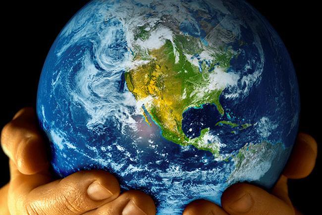 マクロビ料理が地球を救う