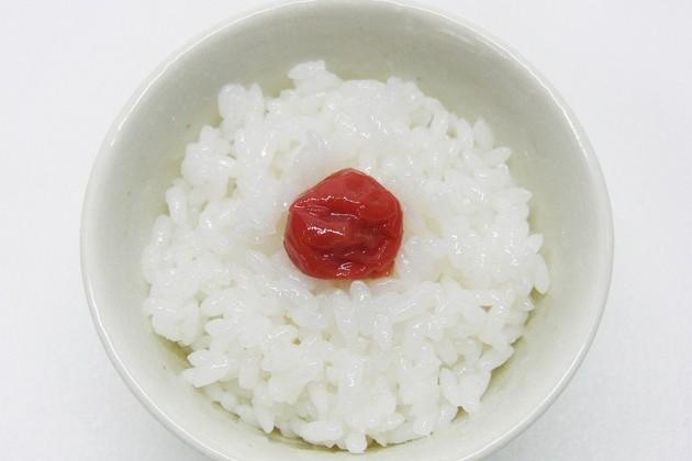 rice-and-umeboshi
