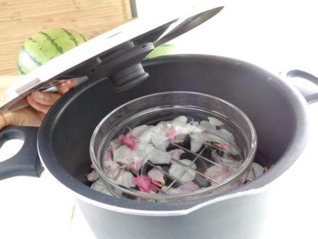 rose water making 2