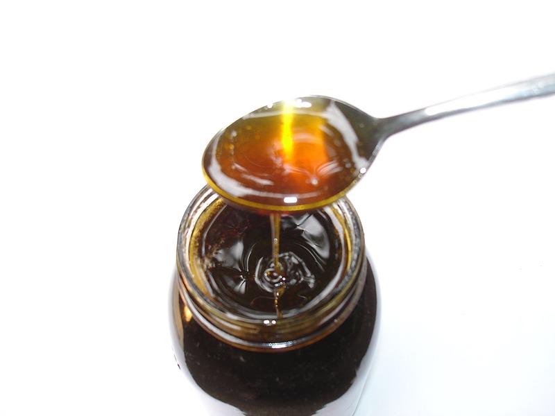 sweet-honey-jar-food-flow-flowing-968667-pxhere.com