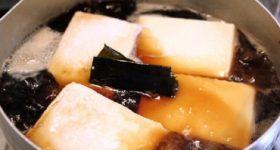 【材料お豆腐だけ】老舗のあの味、とろふわ『とうめし』再現レシピ。