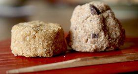 小麦粉・卵・乳製品・精製砂糖不使用!「ほろほろ系ココナッツクッキー」の作り方。ヨギーのおやつ2部作-前半-