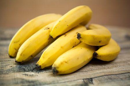 バナナさかさ