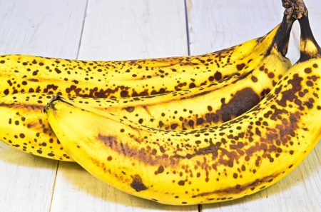 バナナ_シュガースポット