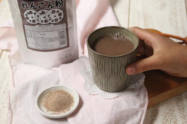 レンコン粉 in you market