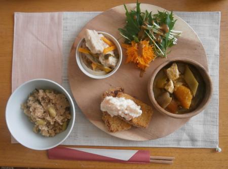 サイズ変更 ベジタリアン食