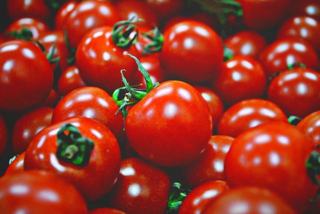 ぴっかぴかのミニトマト