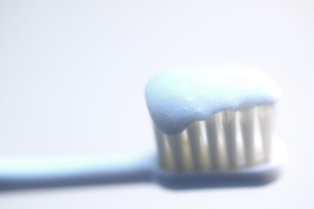 歯磨き粉付き