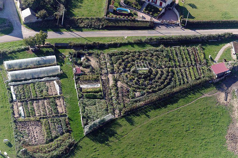 jardin permaculture pédagogique