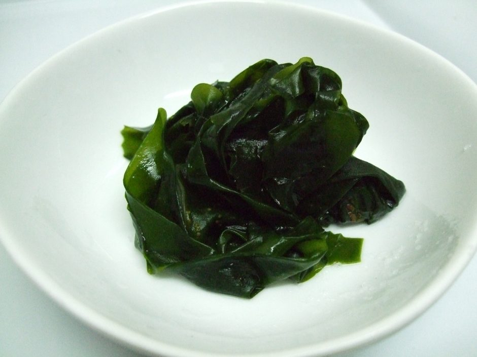 Boiled_wakame