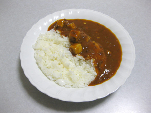 mabo curry housefoods