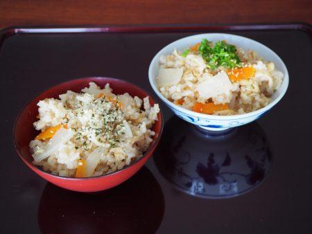 大根飯茶碗2