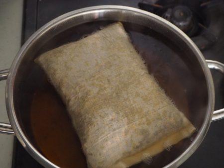 大根干葉 鍋