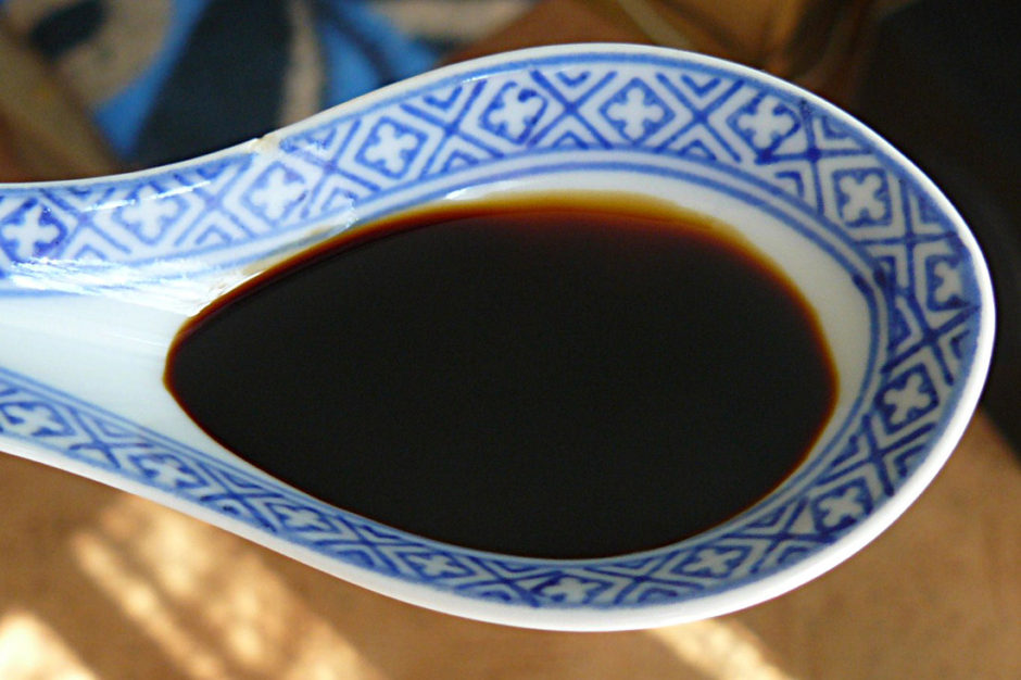 Soy-mushroom_sauce_from_China